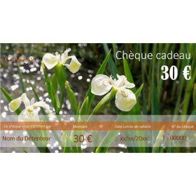 copy of Chèque cadeau 100 €